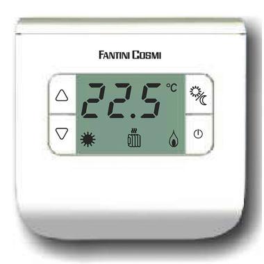 Fantini cosmi ch110 denn termostat d ly na kotle for Termostato fantini cosmi ch110